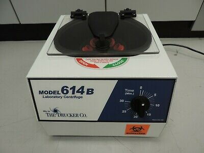 Drucker 614b Fixed Speed Laboratory Centrifuge