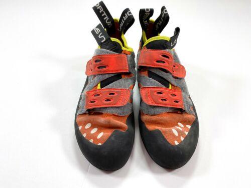 LaSportiva Women's Tarantula Climbing Shoes Coral Size US 6 EUR 38 .