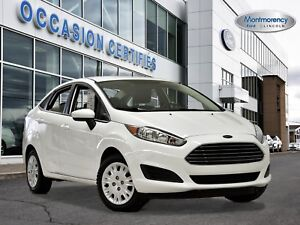 2014 Ford Fiesta S Bluetooth