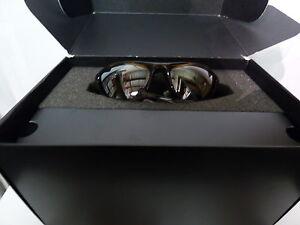 oakley thump sunglasses 3xm5  01-009 CUSTOM Oakley Thump Pro Mp3 Brown Smoke /Black Iridium NWT