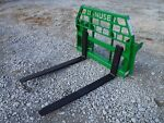 "John Deere Tractor Attachment - 48"" Pallet Fo picture"