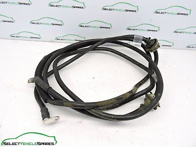 AUDI A4 B8 MAIN BATTERY POSITIVE POWER CABLE LEAD WIRING LOOM 8K1971225C 2008-15