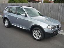 2004 BMW X3 Wagon North Hobart Hobart City Preview