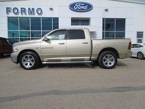 2011 Ram 1500 CREW CAB LARAMIE 4X4