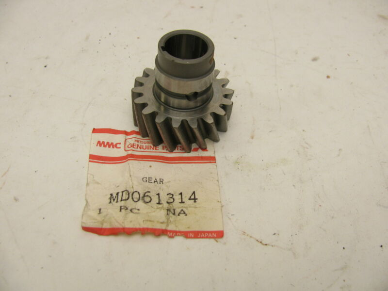 OEM Oil Pump Drive Gear MD061314 For Various Mitsubishi Chrysler Dodge 2.6L