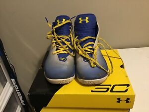 Stephen Curry basketball shoes size 8.5