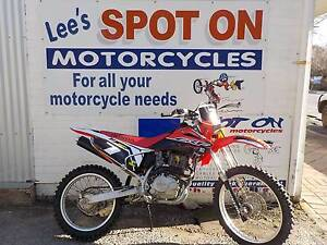 HONDA CRF230F. 2004. Mount Crawford Barossa Area Preview
