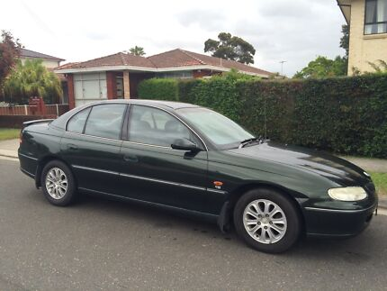 1999 Holden Berlina VT Auto 7months rego Liverpool Liverpool Area Preview