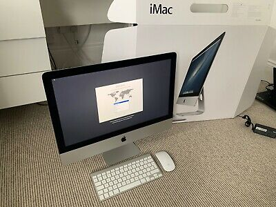 "Apple iMac 21.5"" Late 2013 - 2.7 i5 1TB Hard Drive - Plus box and Accessories"