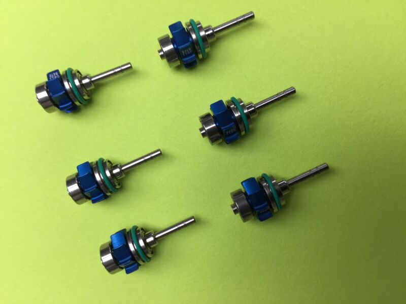 6 PCS New Turbine for Midwest Tradition Lever Handpiece