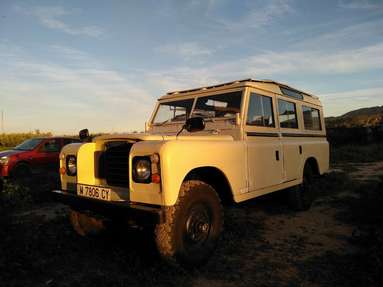 1978 Land Rover Defender  LAND ROVER 109 SPECIAL SERIES 3