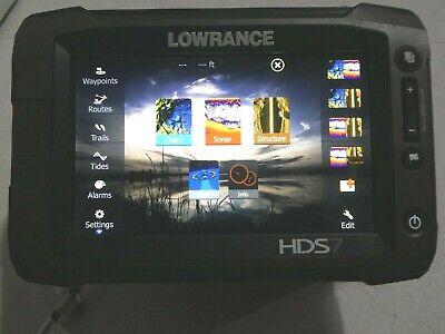 Lowrance HDS 7 Gen 2 Touch Fishfinder GPS