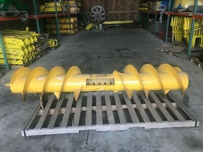 Auger For New Holland 345w Grass Head 86556338