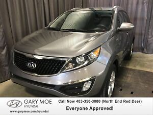 2016 Kia Sportage LX w/HEATED AND COOLED SEATS!!