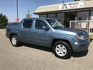 2006 Honda Ridgeline EX-L TRAILER TOW PACKAGE - HEATED LEATHER