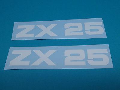 eber Verkleidung Schriftzug Dekor weiß 460-10.102 Typ 460 OVP (Online-handel)
