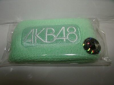 New AKB48 idol Team-K Wristband Official goods F/S japan