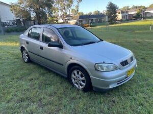2004 HoldenTS Astra 1.8 Manual Hatchback  Kellyville The Hills District Preview