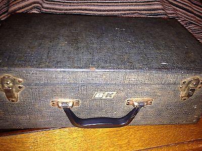Vintage Bk Cathode Rejuvenator Test - Crt 440 - In Case W Manuals - Untested