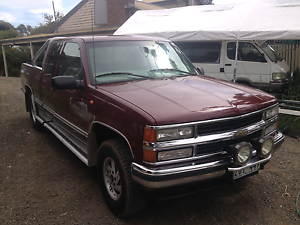 Silverado Chev 1996 Diamond Creek Nillumbik Area Preview