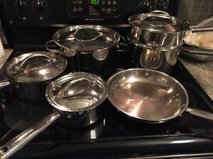 Cuisinart Stainless Steel Cookware Set