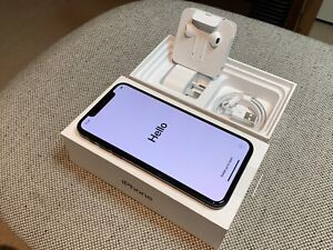 BRAND NEW iPhone X 256GB Space Grey