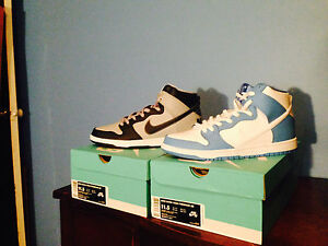 Nike SB Dunk High Supreme SOLD OUT Rivalry Pack Sz 11.5  Jordan 1 2 3 4 5 10 11