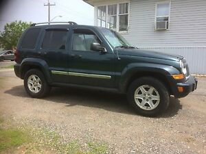 2005 Jeep Liberty TURBO DIESEL CRD Limited