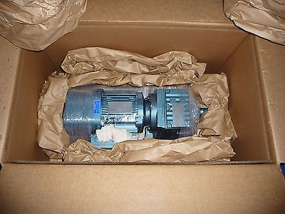 Sew-eurodrive Motor Gearbox Brake R57 Dre90m4be2hr 36 Rpm 460vac 60hz