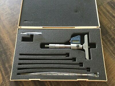 Mitutoyo Digital Depth Micrometer No. 329-711-30
