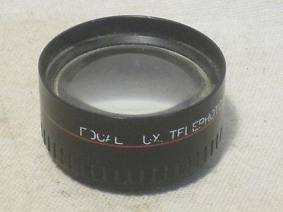 Винтажные линзы vintage focal lens Telephoto