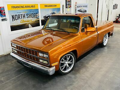 1986 Chevrolet Other Pickups -C10 SILVERADO - 383 ENGINE - PRO BUILT CUSTOM - S 1986 Chevrolet Pickup for sale!