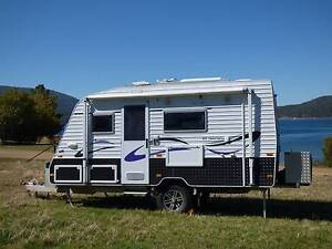 2013 New Age Bilby Off Road Caravan Cygnet Huon Valley Preview