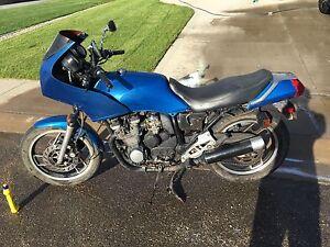 1984 Yamaha FJ600