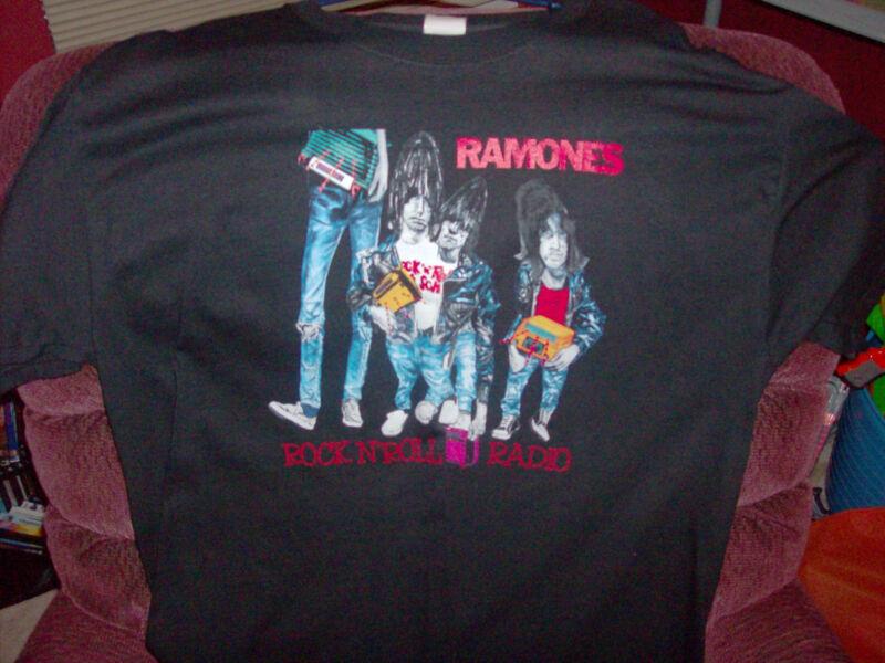 Ramones Shirt - NEW