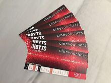 6 ADULT Tickets To Hoyts Cinemas Enoggera Brisbane North West Preview