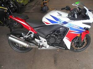2014 HONDA CBR500R WRECKING Redland Bay Redland Area Preview