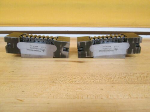 (2) TYCHOWAY LINEAR BEARINGS, STAR, P/N: 21150 / 0074 ~USED / EXCELLENT~
