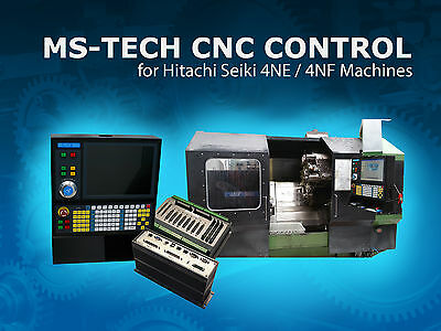 Cnc Retrofit Package Hitachi Seiki 4ne 4nf Cnc Lathe