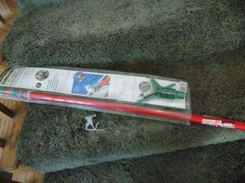 St. Nicks Professional Decorators Choice 11 Ft. No Ladder Light Hanging Kit