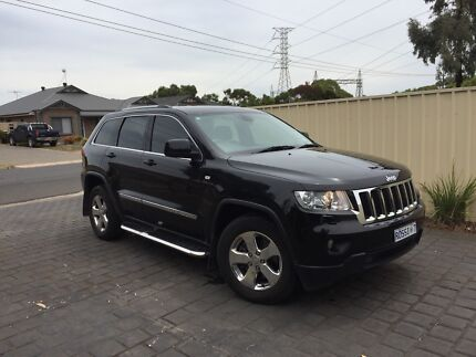 2012 JEEP GRAND CHEROKEE LAREDO (4x4) SUV LOW 74,000Kms EXCELLENT COND