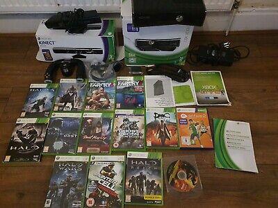 250gb Xbox 360 Black Console