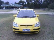 2005  Hyundai Getz Hatchback TB MY05 GL Lakes Entrance East Gippsland Preview