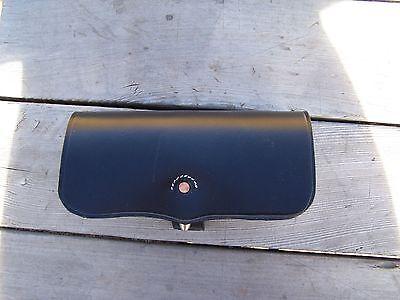 Civil War Carbine Cartridge Box With Wooden Block