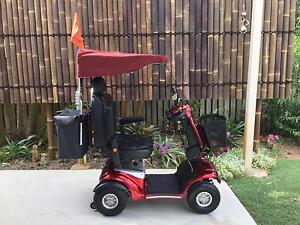 2015 mobility scooter Torquay Fraser Coast Preview