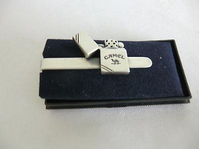 Camel  Zigaretten Krawattennadel Neu   siehe auch Fotos