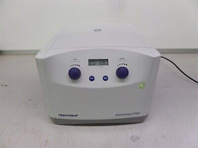 Eppendorf 5702 Benchtop Centrifuge With Rotor Cups And Vacutainers