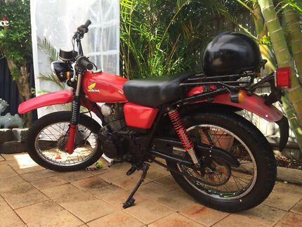 Honda ct200 ag bike and scooter for sale or swap Yeppoon Yeppoon Area Preview