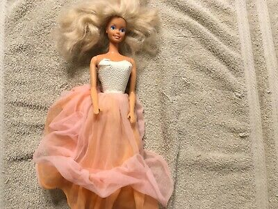 80s Dresses | Casual to Party Dresses 1980s Barbie with dress  $11.00 AT vintagedancer.com