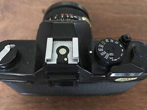 Yashica 35 mm camera